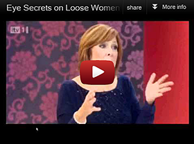 Eye Secrets on Loose Women