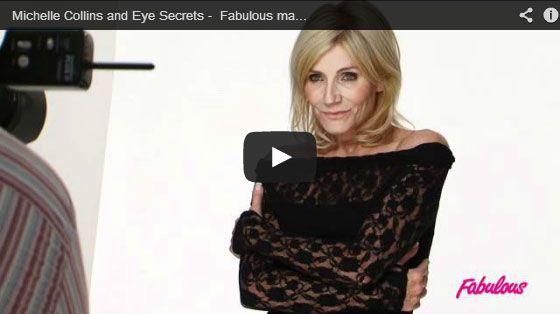 Michelle Collins on Eye Secrets