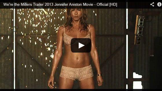Were The Millers Trailer 2013 Jennifer Aniston Movie