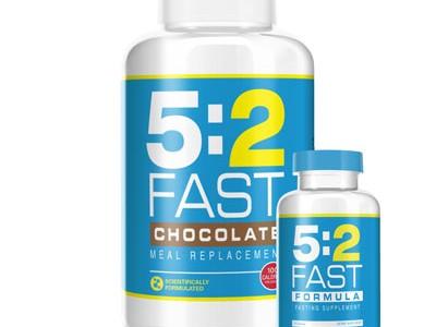 5:2 Fast Formula Appetite Suppressant & Nutritional Booster