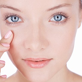 Getting rid of the bags under your eyes?